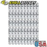 50pc Exell A21PX 4.5V Alkaline Battery 523 EN133A PC133A PX21 1306AP
