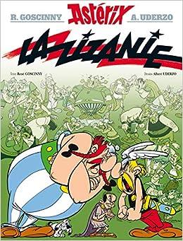 Asterix La Zizanie N 15 Amazon Fr Rene Goscinny