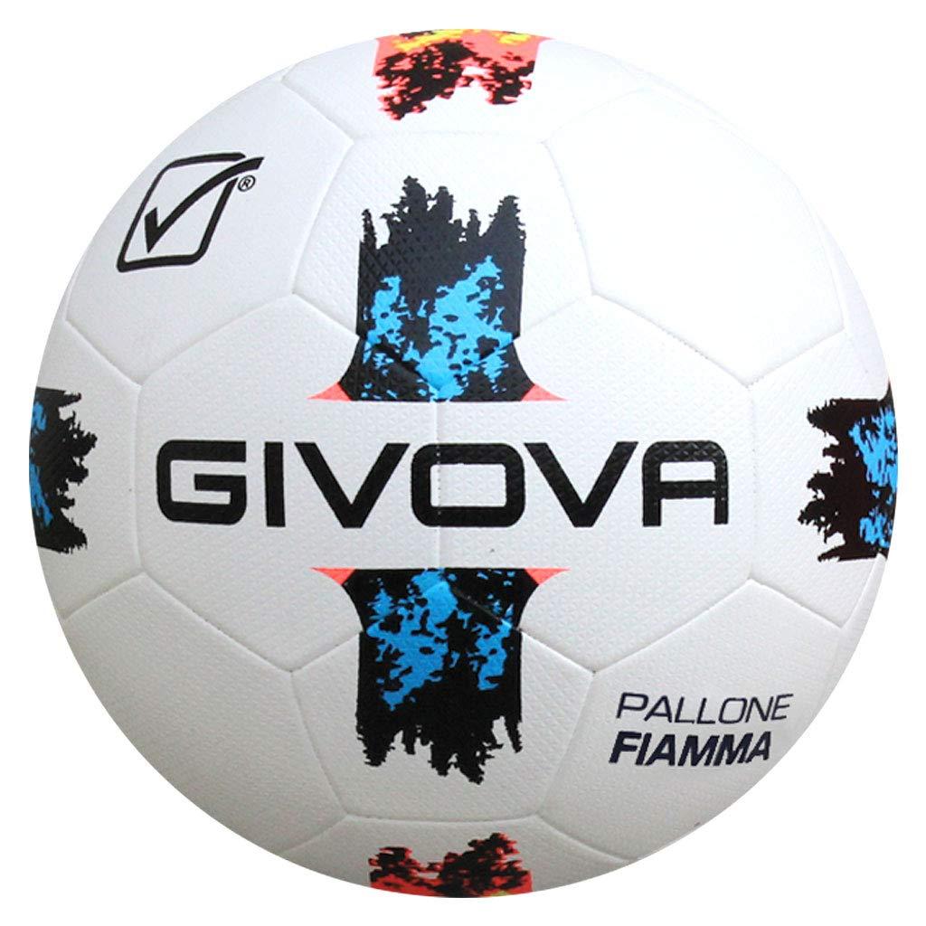 Danza de Vitrina Balón Fiamma Givova, Bianco/Azzurro, 3: Amazon.es ...