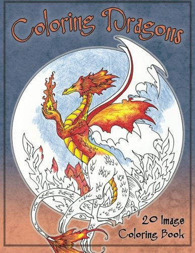 Coloring Dragons Coloring Book