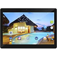 10 Zoll Tablet PC Android 6.0 4 GB RAM 64 GB ROM Octa Core 8 Kerne Dual Kameras 5.0MP 1280 * 800 IPS Mengonee (schwarz1)