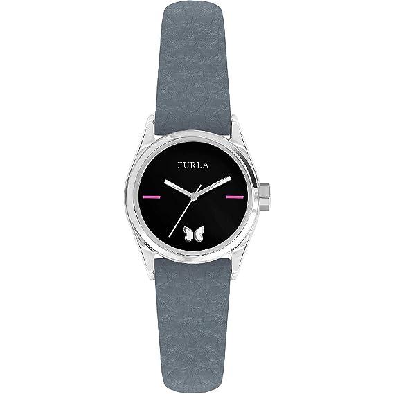 Reloj de pulsera mecánico, para mujer, Furla Eva, estilo informal, Cod.