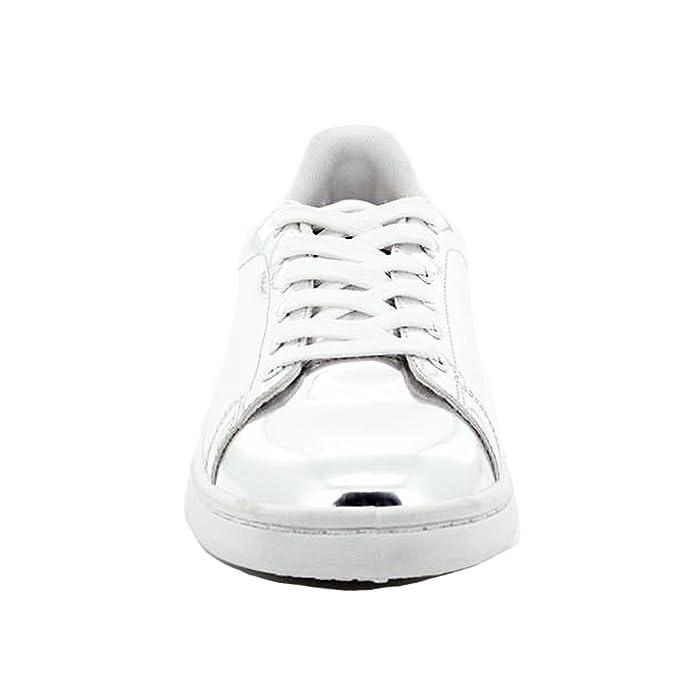 Scarpe donna sneakers ginniche lucide specchio casual nuove Queen Helena X17-31 ZfzIdWH5