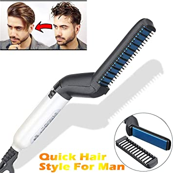 Personal Care Appliances Professional Men Quick Beard Straightener Styler Comb Multifunctional Hair Curling Curler Show Cap Tool Electric Hair Styler Goods Of Every Description Are Available