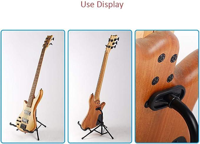 TríPode Soportes De Guitarra Plegables Para Guitarra/Bajo/Ukelele ...
