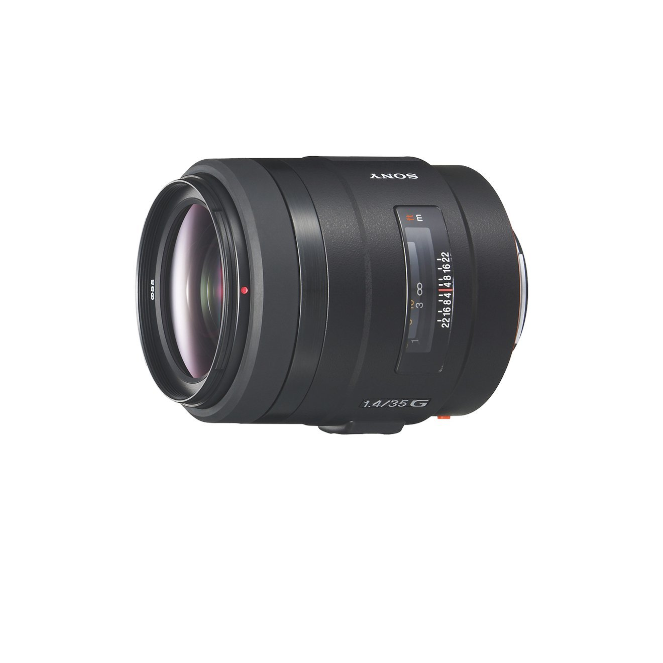 Sony SALFG Objetivo para Sony Minolta distancia focal fija mm apertura f