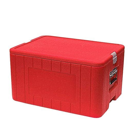 Vobajf Nevera portátil Incubadora de Alimentos Congelador ...