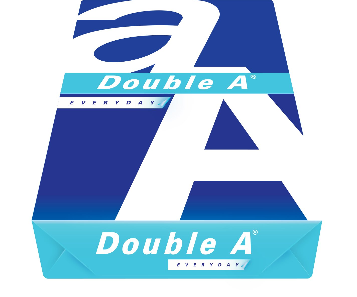 Double A Everyday A4 Paper, 1 Ream, 70 Gsm