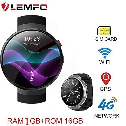 Amazon.com: Cywulin Smart Watch Fitness Tracker, Activity ...