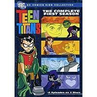 Teen Titans - The First First Season (Colección DC Comics para niños)