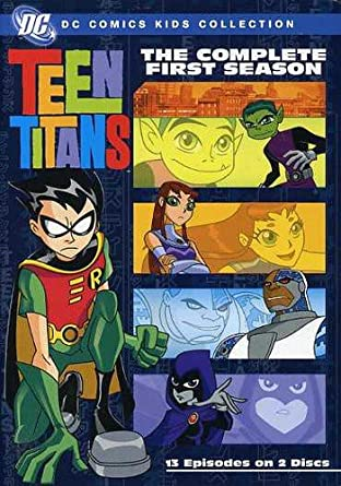 Teen titans dc comic