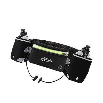 Amazon.com: AiRunTech cinturón de hidratación actualizado ...