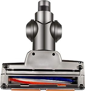 ARyee SVacuum Cleaner Parts Motorized Floor Vacuum Cleaner Brush for Dyson DC45 DC58 DC59 DC62 DC61 V6 Trigger V6 Motorized Floor Soft Roller Cleaner Head