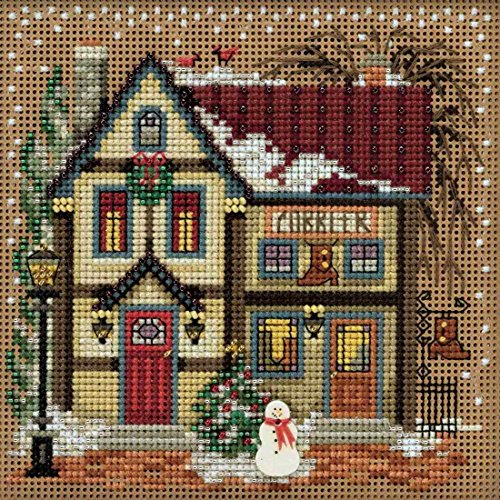cobbler beaded counted cross stitch
