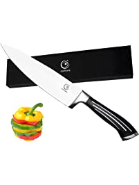 how to get a kitchen knife razor sharp