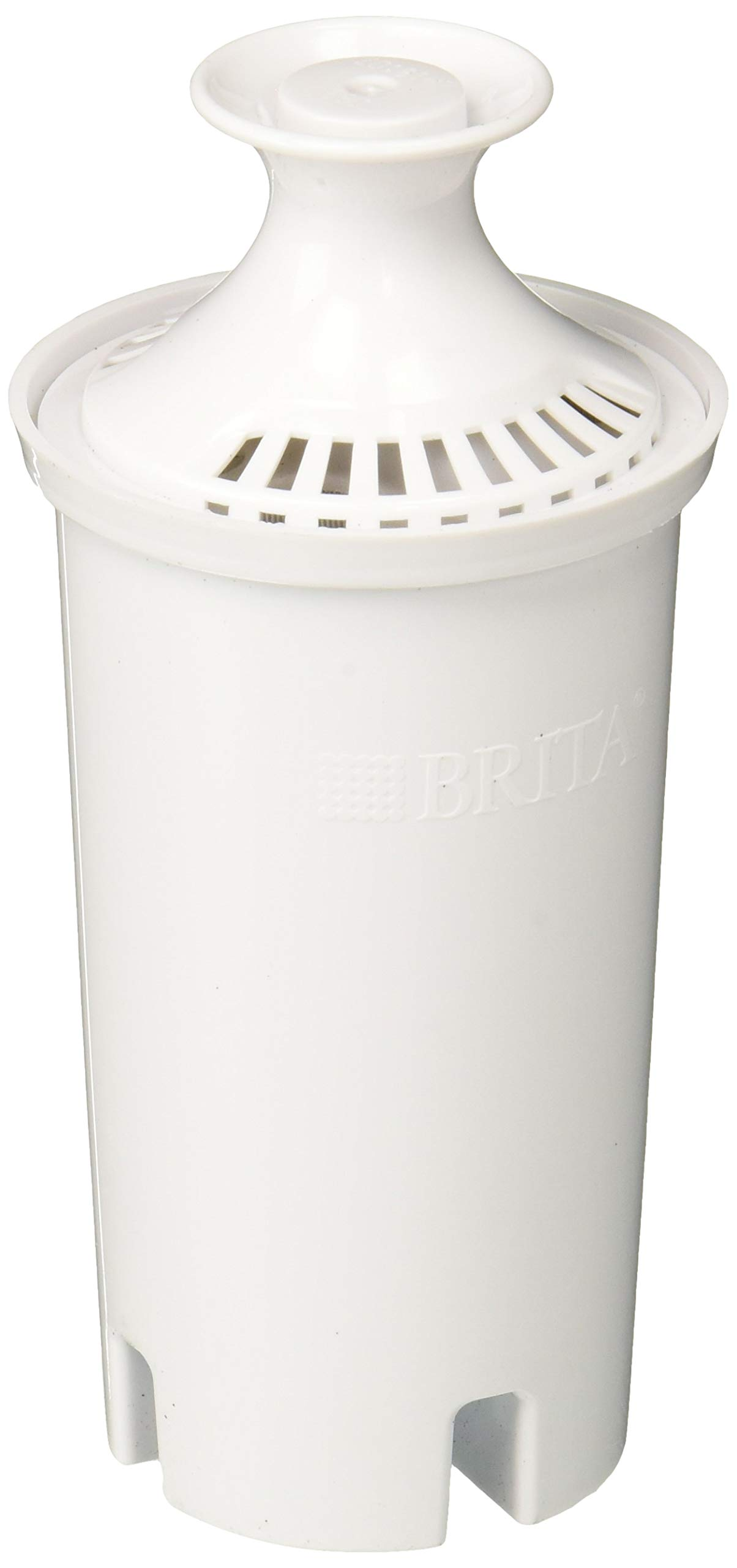 Brita Standard Water Filter, Standard Replacement Filters for Pitchers and Dispensers, BPA Free - 3 Count by Brita