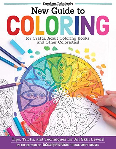Guide Coloring Crafts Adult Coloristas product image