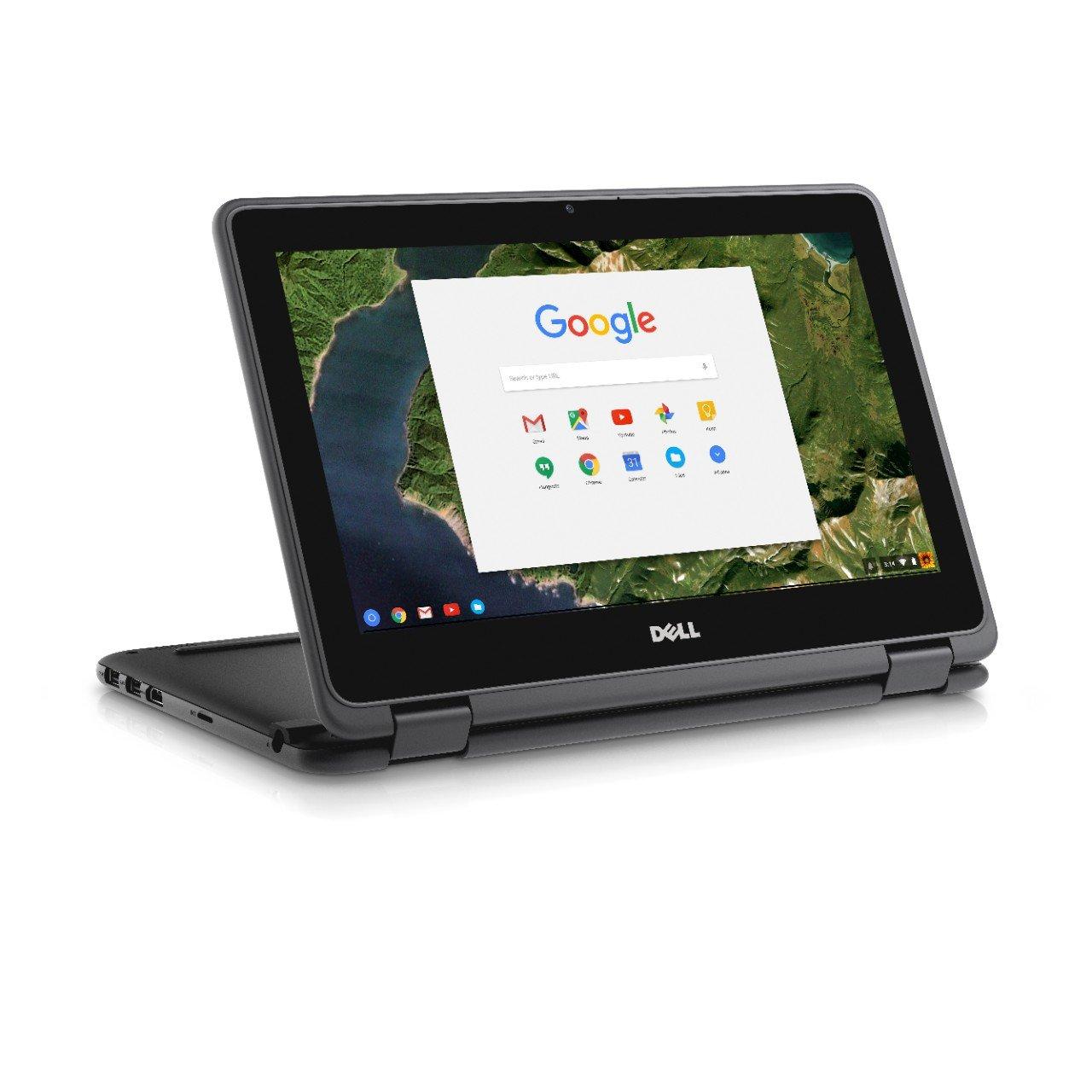 Amazon.com: Dell Chromebook 11 3189 T8TJG 11.6-Inch Traditional Laptop  (Black): Computers & Accessories