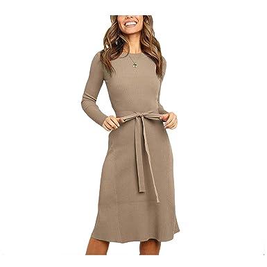 Mibuy Mujer Vestido De Noche Falda Elegante para Fiesta Vestido ...