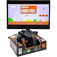 RKgupta Enterprises Toys Direct AV Inputs USB 2 Remote Shooting, Puzzle, Racing, Action 101000 in 1, 2 Player Built in TV Video Game Pad for Kids