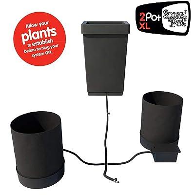 AutoPot Smart Pot 2 Pot XL System with 12.4 gal Tank (5 gal Smart Pots): Garden & Outdoor
