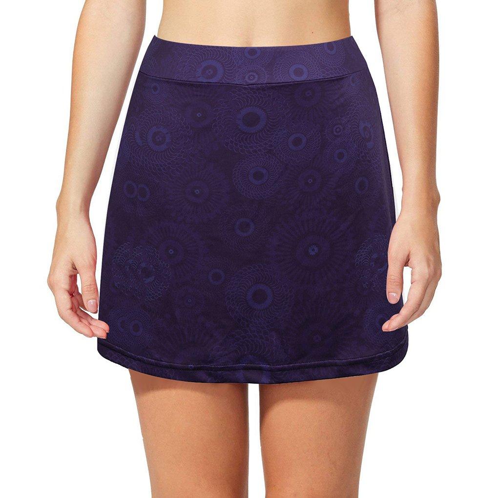 Topfire Women Active Athletic Skorts/Capri/Long Skirt Lightweight Quick Dry Skirt Sports Running Tennis Golf Workout