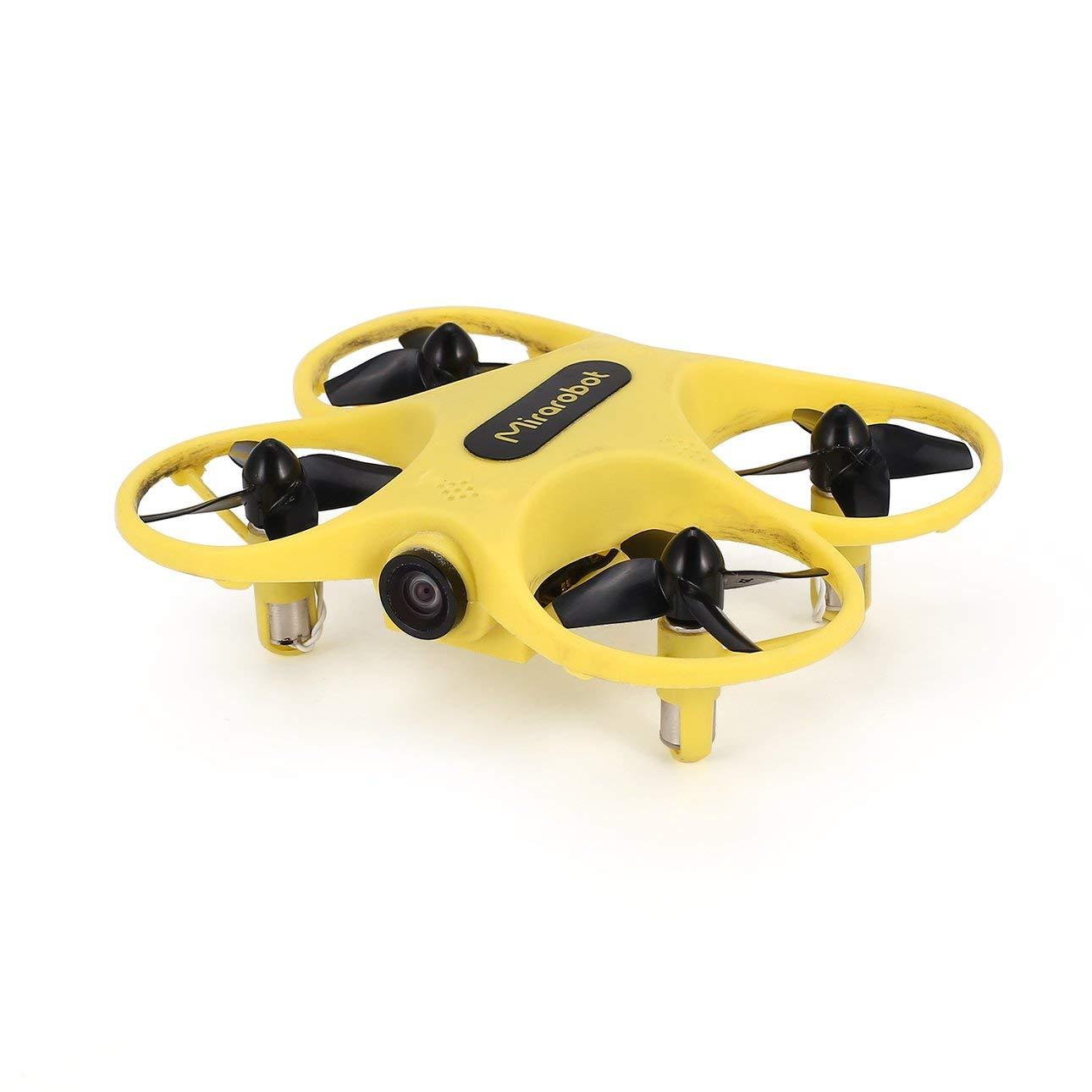promociones emocionantes Ballylelly Drone Mirarobot S60 5.8G 25mW 600TVL Cámara Tiny Micro Micro Micro Indoor FPV RC Racing Drone  alto descuento