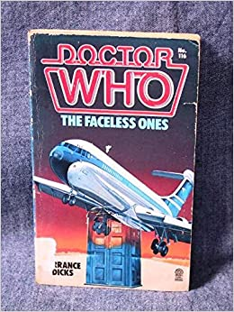 Doctor Who The Faceless Ones Terrance Dicks 9780426202943 Amazon