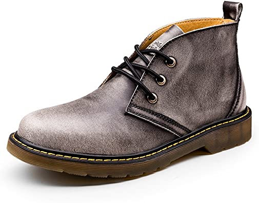 Charka Boots, Desert, Non-Slip, Vintage