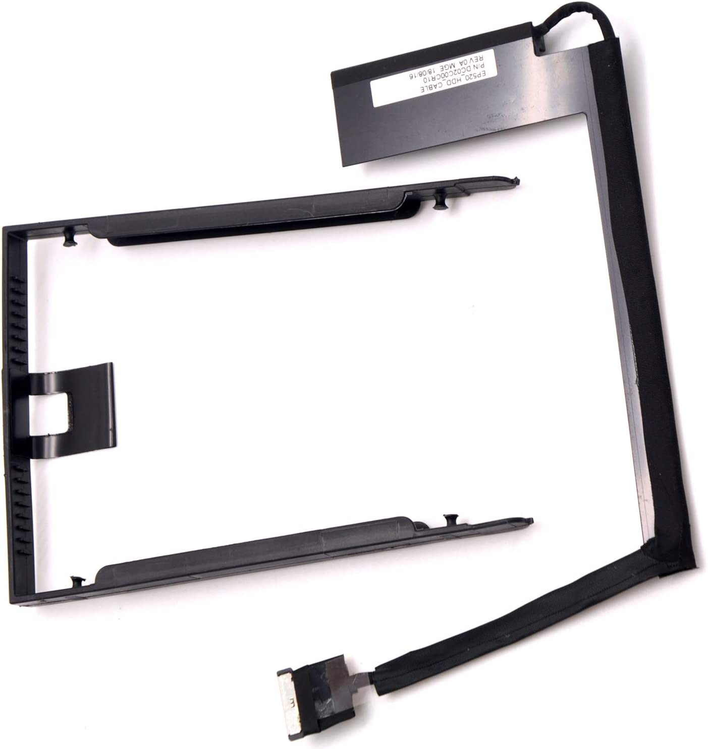 New Lenovo ThinkPad P52 HDD Caddy Bracket /& HDD Cable Connector DC02C00CR10