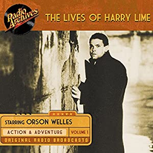 The Lives of Harry Lime, Volume 1 Radio/TV Program