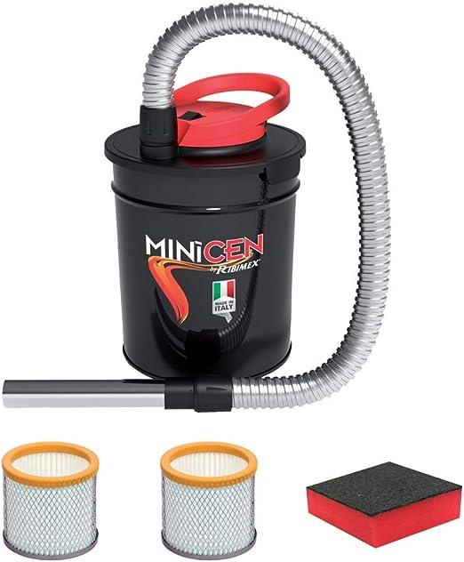 Aspirador de cenizas eléctrico Minicen - 800W de potencia ...