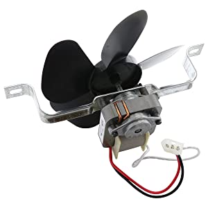 97012248 Range Hood Fan Motor Replacement for Broan Nautilus BP17, 99080492, S97012248