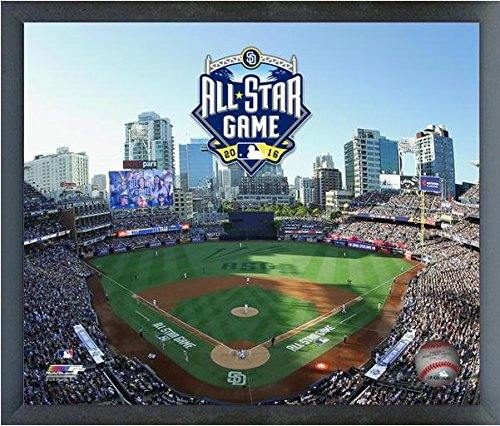 Petco Park San Diego Padres 2016 MLB All-Star Stadium Photo (Size: 17