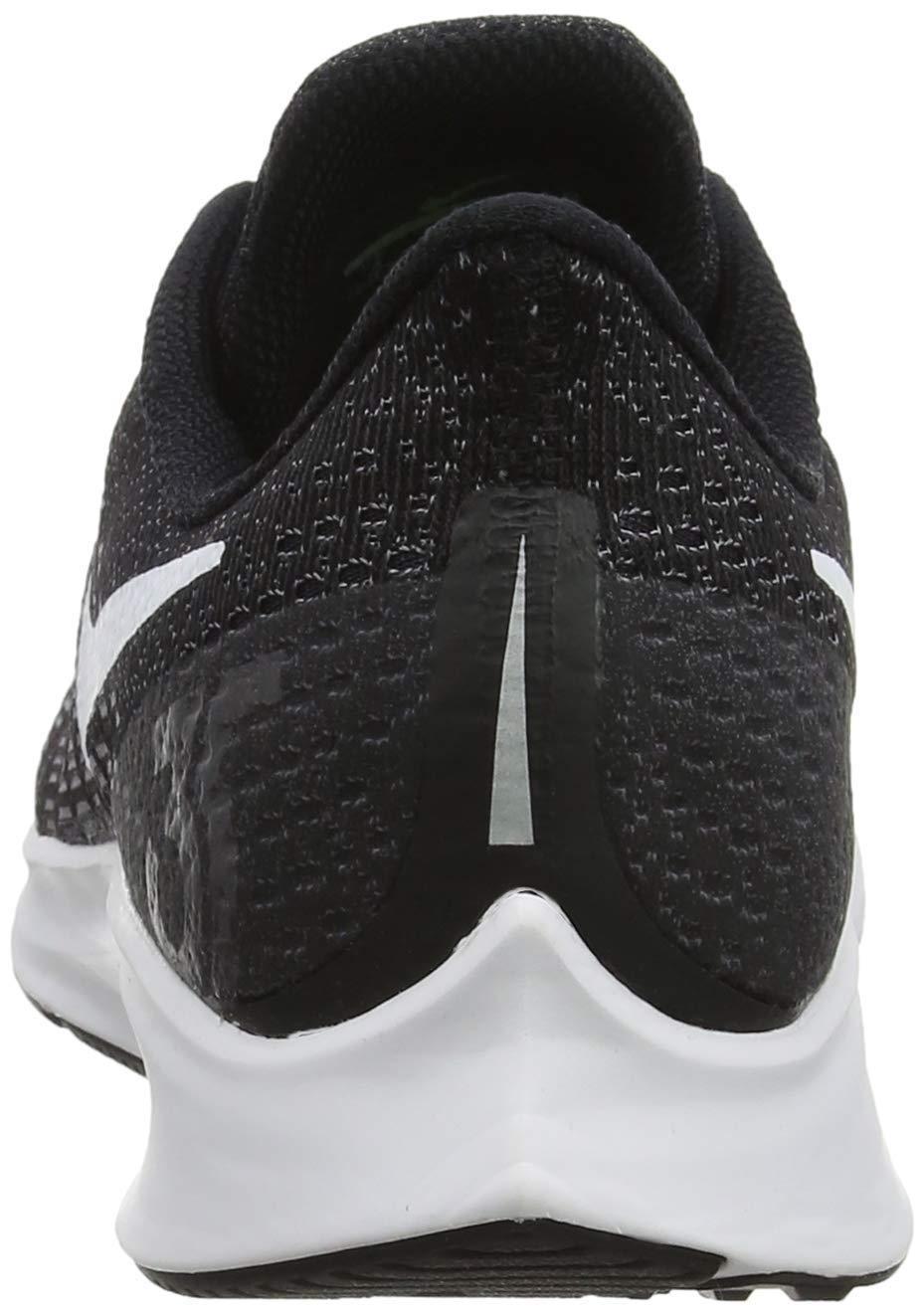 Nike Men's Air Zoom Pegasus 35 Running Shoe (6 M US, Black/White/Gunsmoke/Oil Grey) by Nike (Image #4)