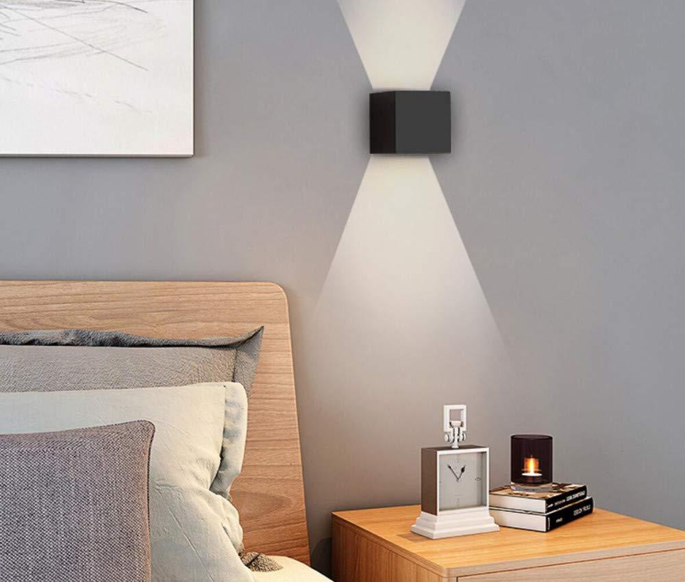 Applique Murale Interieur Moderne 7w Led Chambre Lit Salon