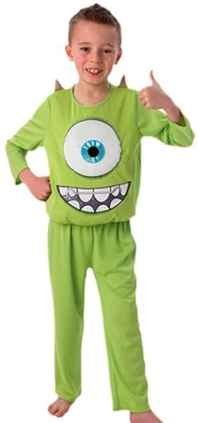 erdbeerloft - joven Monsters monstruo Carnaval Disfraz, 110 - 134 ...