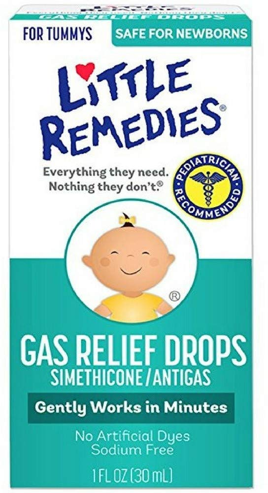 Little Remedies Little Tummys Gas Relief Drops