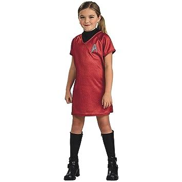 Uhura - Star Trek - Childrens Fancy Dress Costume - Small - 117cm  sc 1 st  Amazon UK & Uhura - Star Trek - Childrens Fancy Dress Costume - Small - 117cm ...
