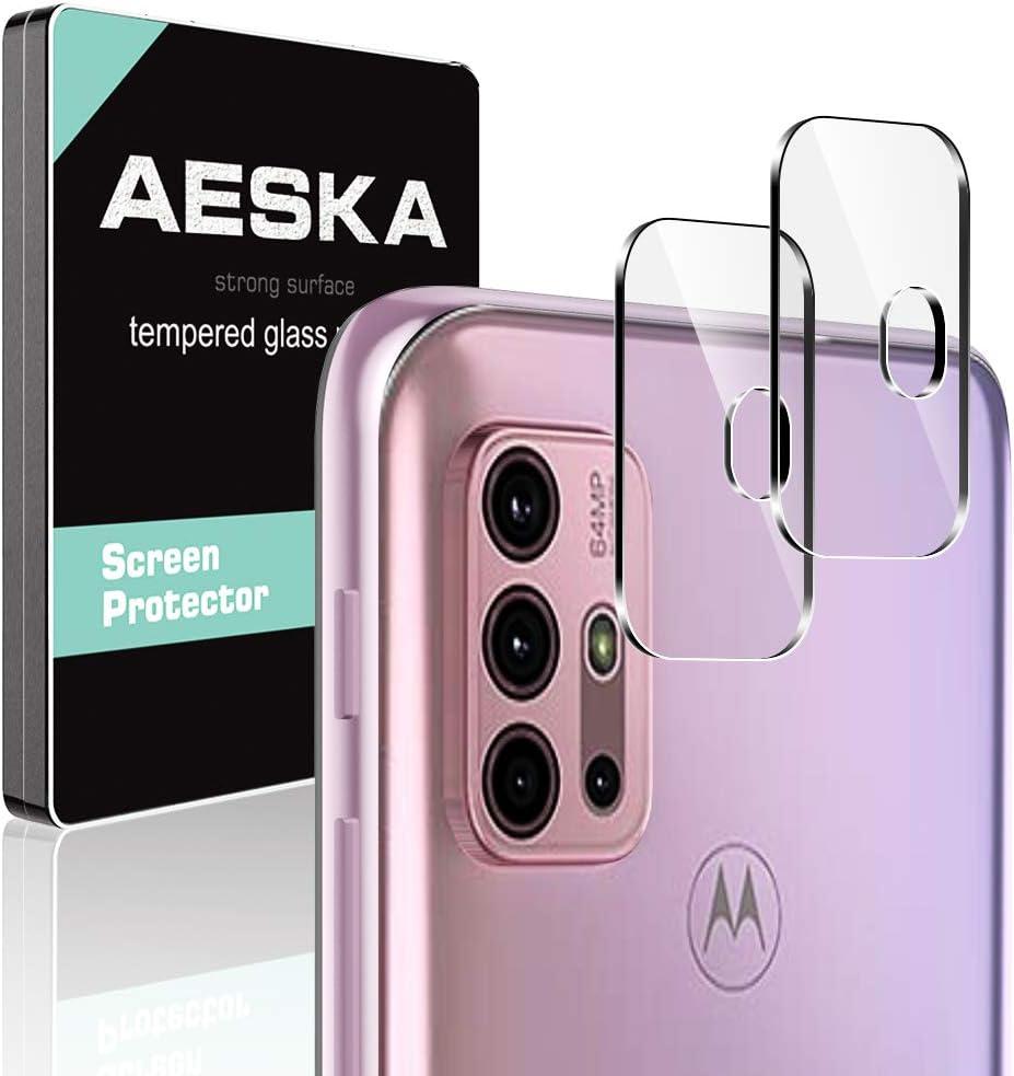 Protector de lente de cámara Aeska para Moto G10 / Moto G30