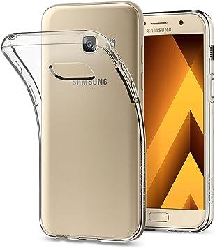 Spigen, Funda Compatible con Samsung Galaxy A3 2017, [Liquid ...