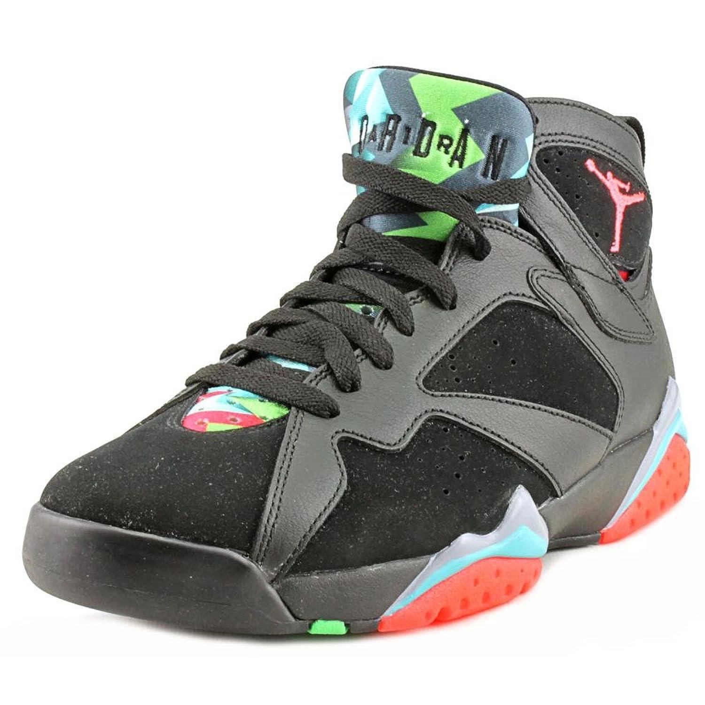pretty nice 0bfa8 b2dfc Amazon.com   Nike Mens Air Jordan 7 Retro 30th Marvin Martian Black Infrared  23-Blue Graphite Suede Size 11.5 Basketball Shoes   Basketball