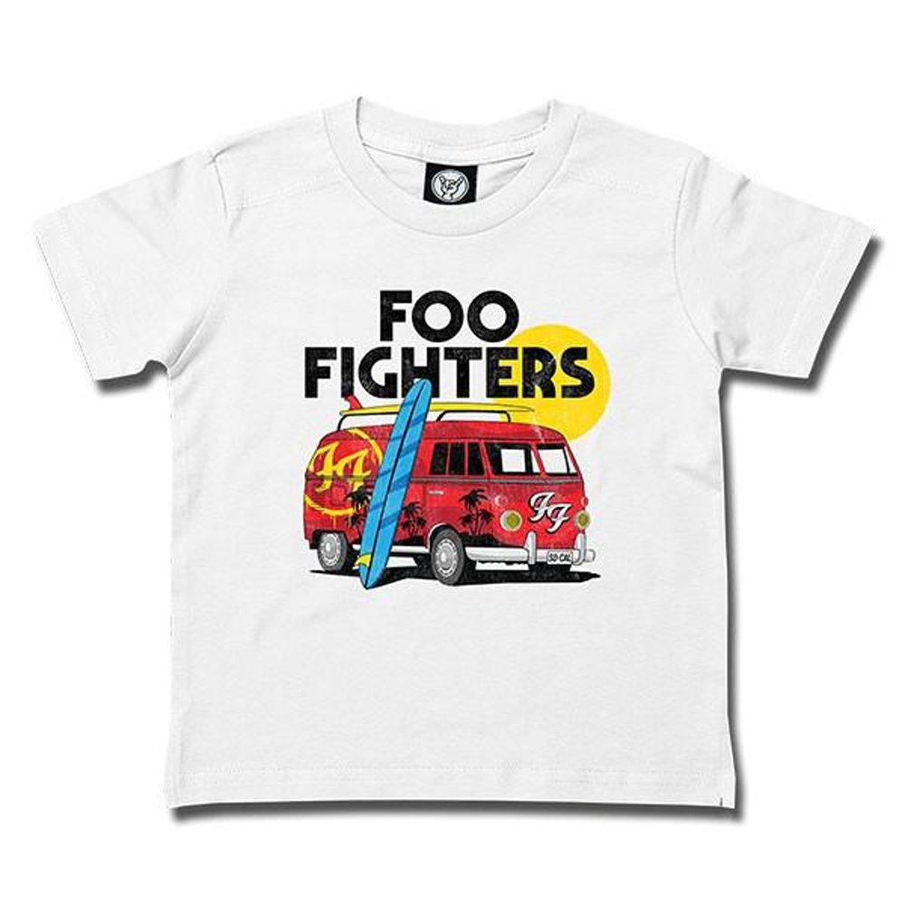 de7066f94 Foo Fighters Van Kids T-Shirt (4-5 Years): Amazon.co.uk: Clothing