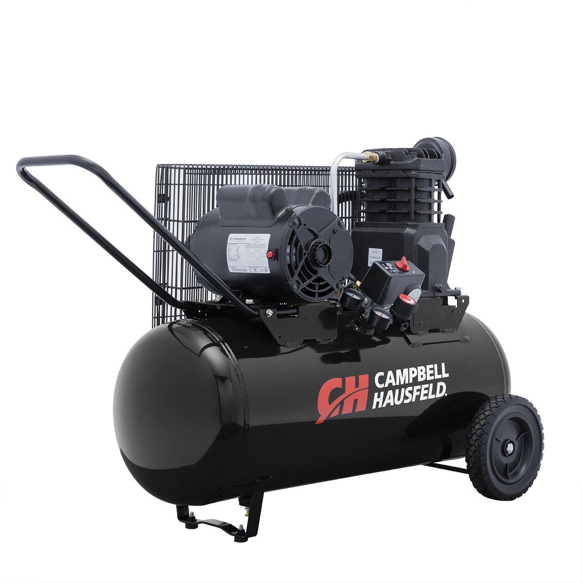 VX4002 Campbell Hausfeld 15 Gallon Portable Air Compressor