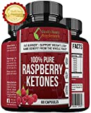 ** EXTREME STRENGTH RASPBERRY KETONES - Green Tea - African Mango - Resveratrol - Acai Fruit Extract ** Fast Acting Weight Loss 100%Pure Top Rated 5 Star Ketone - perdida de peso rapido