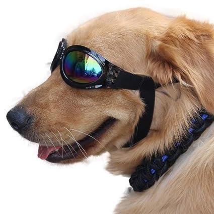 YD-outdoor Gafas de Sol de 6 Piezas para Perros, Gafas de ...