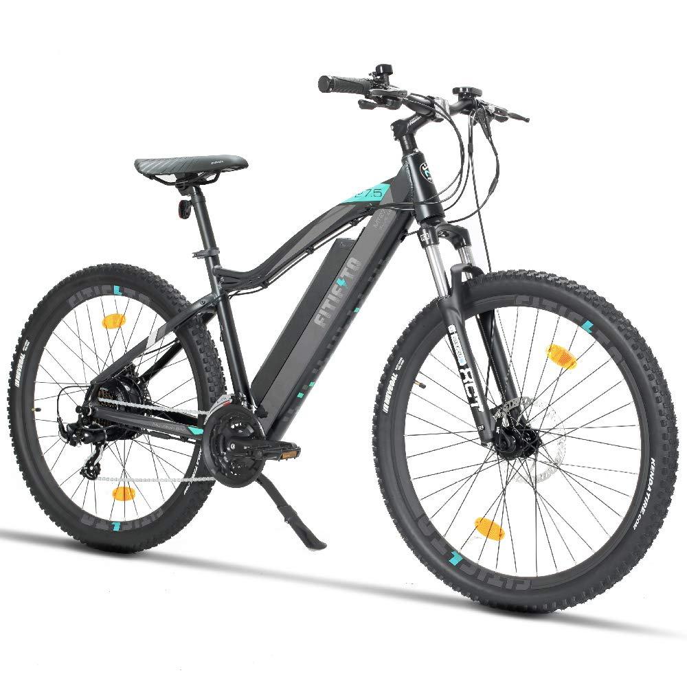 Fitifito MT27,5 E-Mountainbikes Test