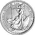 2018 UK Great Britain Silver Britannia (1 oz) 2 Pounds Brilliant Uncirculated Royal Mint