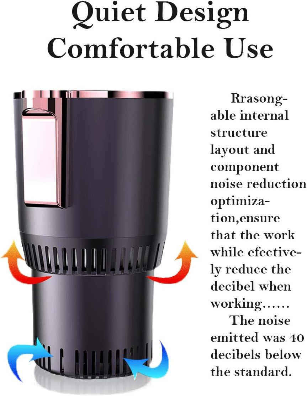 convient pour les voyages tasse de voyage intelligente refroidissement de voiture canettes de boissons /électriques LVDOI Glaci/ère chauffante pour voiture porte-gobelet chauffant portable
