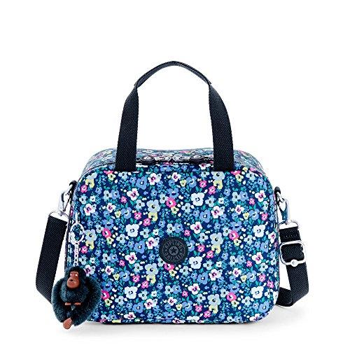 Kipling Women's Miyo Printed Lunch Bag One Size Bustling Petals by Kipling